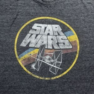 Starwars mens XL tee shirt